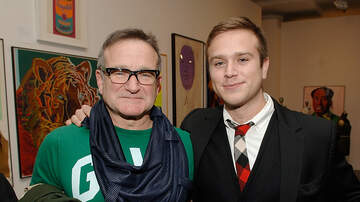 Entertainment News - Robin Williams' Son Zak Honors Late Actor With Newborn's Unique Name