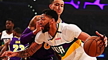 The Herd with Colin Cowherd - Anthony Davis Trade Could Turn Lakers Into the Carmelo Anthony Knicks Teams
