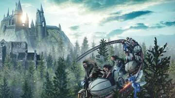 Tim Ben & Brooke - Wait Times For The New 'Harry Potter' Ride In Orlando Reached 10 Hours