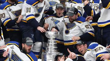 Matt Cruz - PHOTO: Ozzy Osbourne is happy the St. Louis Blues won the Stanley Cup!