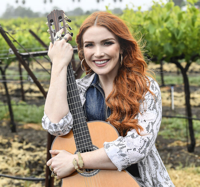 Caylee Hammack - 2019 Live In The Vineyard Goes Country