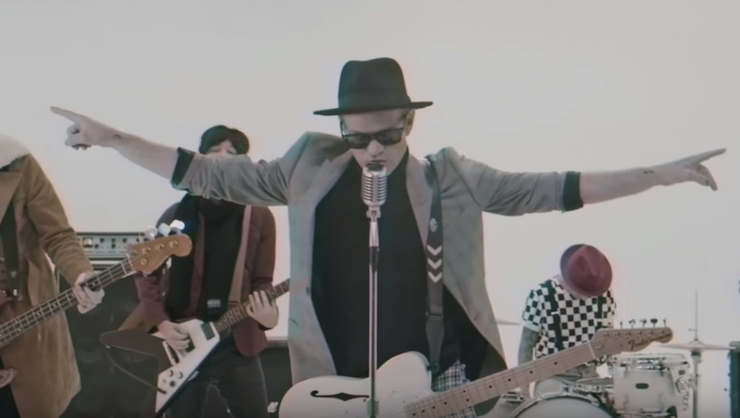 Sum 41 Transport To 1969 In 'A Death In The Family' Video: Watch | iHeartRadio