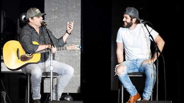 None - Thomas Rhett + Rhett Akins Duet 1st Song They Ever Wrote Together