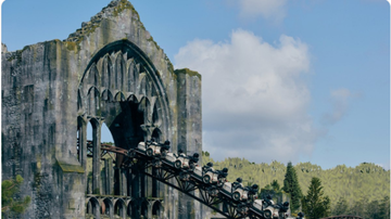 BC - Hagrid-Themed Harry Potter Roller Coaster Ride Opens At Universal Orlando