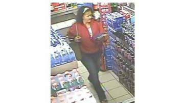 Conrad - Do you know THIS woman accused of shoplifting in Ionia??