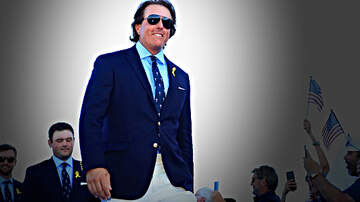 The Herd with Colin Cowherd - Colin Cowherd Has a 'Man Crush' on Phil Mickelson
