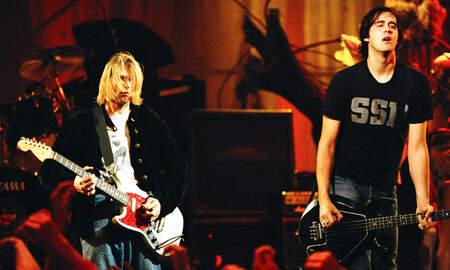 Trending - Nirvana's 'Nevermind' Master Tapes Lost Forever, Krist Novoselic Says