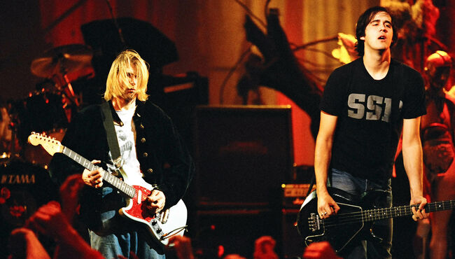 Nirvana's 'Nevermind' Master Tapes Lost Forever, Krist Novoselic Says