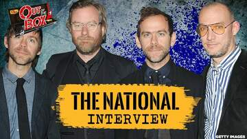Out Of The Box - The National Reveal Priceless Advice R.E.M.'s Michael Stipe Gave Them