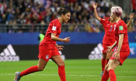 None - U.S. Women's Team Draws Criticism after Blowout