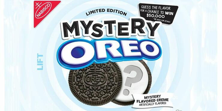 Mystery Oreos Are Coming Back With An All New Flavor | iHeartRadio