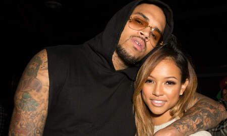 Trending - Chris Brown Trolls Ex Karrueche Tran's Boyfriend Victor Cruz
