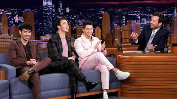 Jesse Lozano - Jonas Brothers Reveal Who Almost Ruined Their Top Secret Reunion