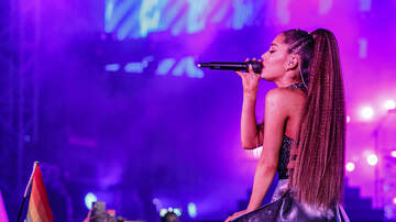 Frankie P - Ariana Grande Chokes Up While Performing In Mac Miller's Hometown