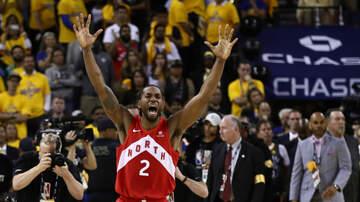 Sports Desk - Raptors Win NBA Finals