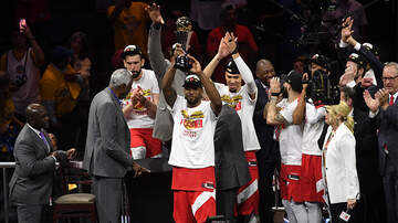 Sports Top Stories - Toronto Raptors Defeat Golden State Warriors To Win NBA Championship