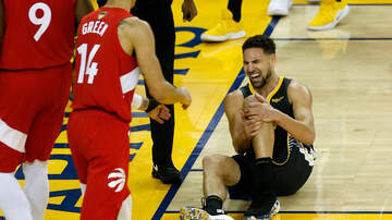 Sports News - Klay Thompson Suffers A Torn ACL In Game 6 Of The NBA Finals