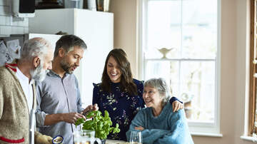 Toby + Chilli Mornings - What Is the Ideal Distance Between You and Your In-Laws?