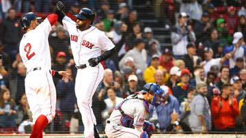 Sports Desk - Red Sox Edge Rangers