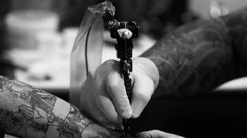Temple - Tattoo Artist With No Arm, Gets Prosthetic Tattoo Gun