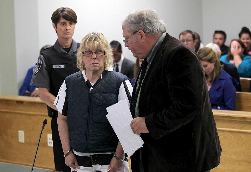 State Parole Board Denies Parole for Joyce Mitchell