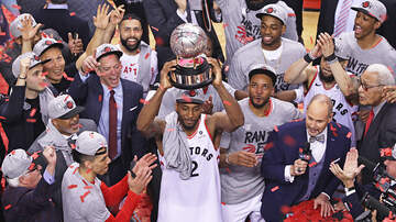 Sonya Blakey - Toronto Raptors win first NBA Championship title