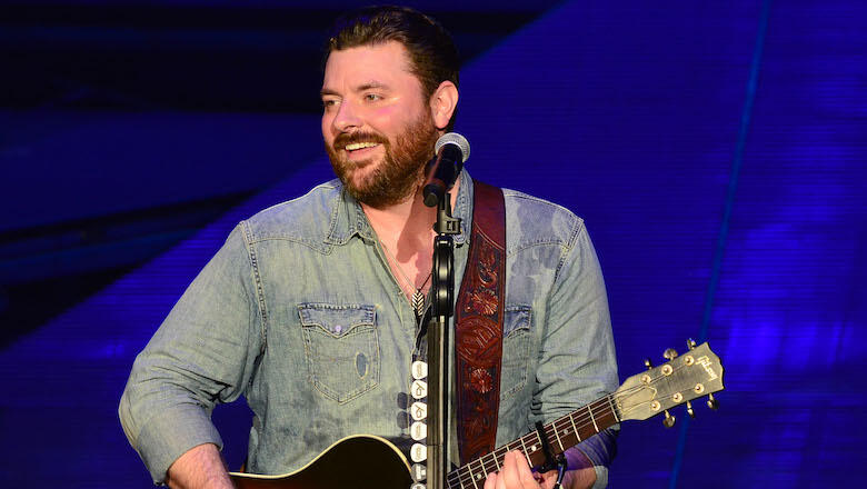 Chris Young Sings Through Heartbreak On New Song 'Drowning'