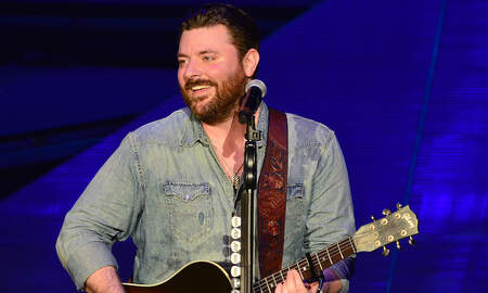 Music News - Chris Young Sings Through Heartbreak On New Song 'Drowning'
