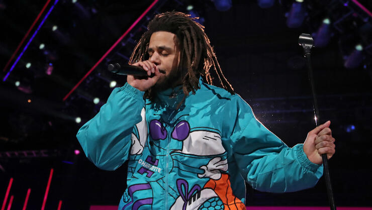 J. Cole Drops 2 New Songs Off 'Revenge Of The Dreamers III' | iHeartRadio
