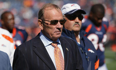 Sports Top Stories - Broncos Owner Pat Bowlen Dies at 75