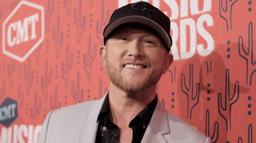 "CMT Cody Alan - Cole Swindell Dials ""Dad's Old Number"" Ahead Of Father's Day"