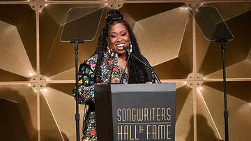 J Will Jamboree - Missy Elliot: Hip Hop's first female inducted into Songwriters Hall of Fame