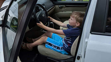 Josh Reno -  A four-year-old boy drove his great-grandfather's car to buy candy