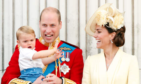 Entertainment News - Kate Middleton Says Prince Louis Is Talking & Revealed His Favorite Word
