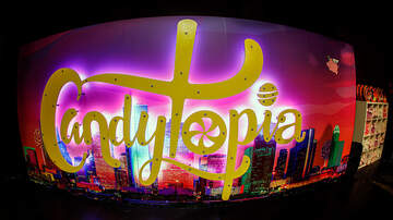 Rick Lovett - Candytopia Is Now Open