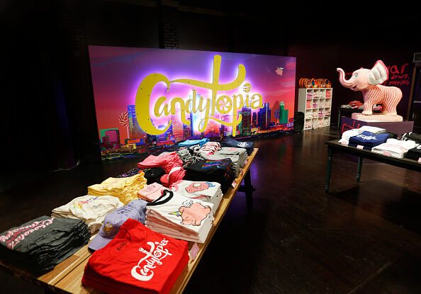 Candytopia Houston Opening / VIP Preview Event