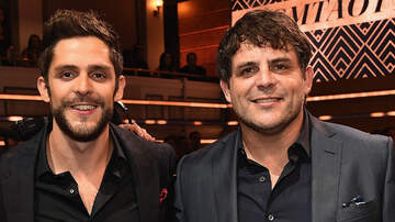 Music News - Watch A Young Thomas Rhett Duet With Dad