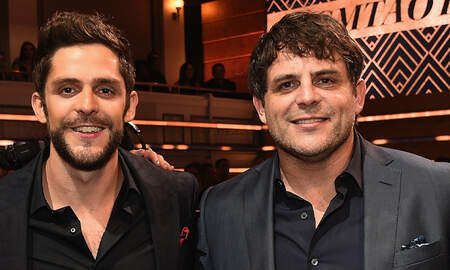 CMT Cody Alan - Watch A Young Thomas Rhett Duet With Dad
