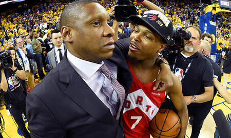 Sports Top Stories - Raptors President Struck A Cop During NBA Championship Celebration: Police