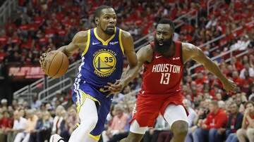 Talking Rockets w/ Ben DuBose - How Durant and Klay's Injuries Change the West