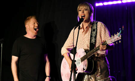 Trending - Taylor Swift Gives Surprise Performance At LGBTQ Landmark Stonewall Inn