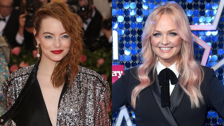 Emma Stone Finally Meets Emma Burton IRL During Spice Girls Reunion Tour | iHeartRadio
