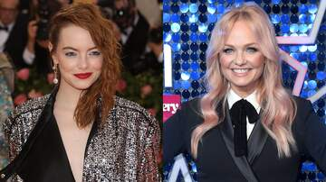 iHeartRadio Music News - Emma Stone Finally Meets Emma Burton IRL During Spice Girls Reunion Tour