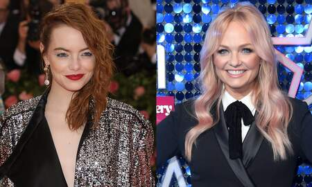 Entertainment News - Emma Stone Finally Meets Emma Burton IRL During Spice Girls Reunion Tour