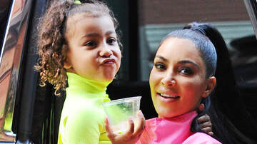 iHeartRadio Music News - Kim Kardashian Wishes Daughter North West Happy Birthday With Sweet Tribute