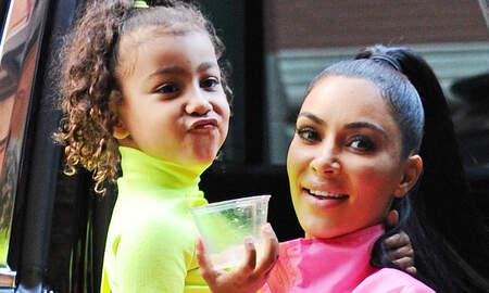 Entertainment News - Kim Kardashian Wishes Daughter North West Happy Birthday With Sweet Tribute