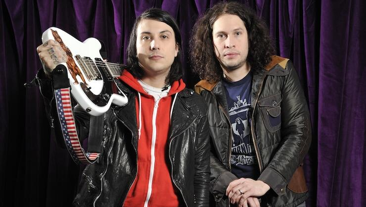 Frank Iero and Ray Toro Collaborate For First Time Since 2013 | iHeartRadio