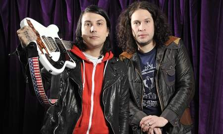 Trending - Frank Iero and Ray Toro Collaborate For First Time Since 2013