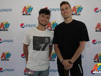PHOTOS: Loud Luxury Meets Fans Backstage at KTUphoria
