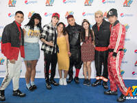 PHOTOS: CNCO Meet Fans Backstage at KTUphoria